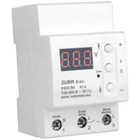 Реле напряжения RBUZ(ZUBR) D40t