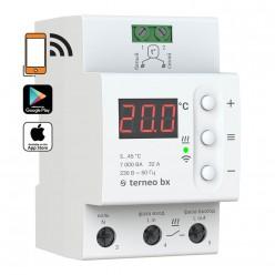 WIFI терморегулятор для теплого пола Terneo bx