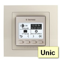 Терморегулятор для обогревателей Terneo pro* (light)