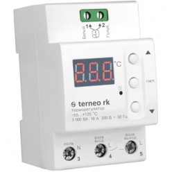 Терморегулятор для для электрических котлов Terneo rk 32 A