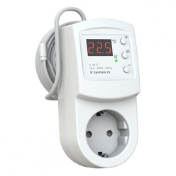 Терморегулятор для обогревателей Terneo rz 2m